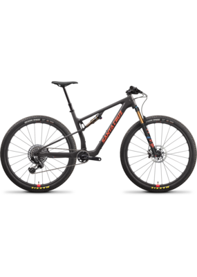Santa Cruz Bicycles Santa Cruz BLUR 4 CC 29 X01 AXS TR RSV