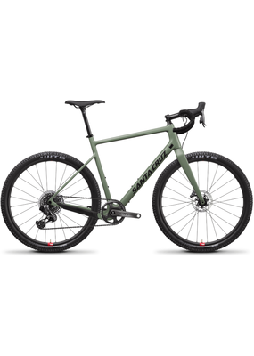 Santa Cruz Bicycles Santa Cruz Stigmata 3.0 cc Force AXS 650b Alloy