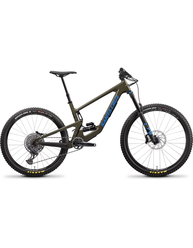 Santa Cruz Bicycles Santa Cruz Bronson 4 C MX S