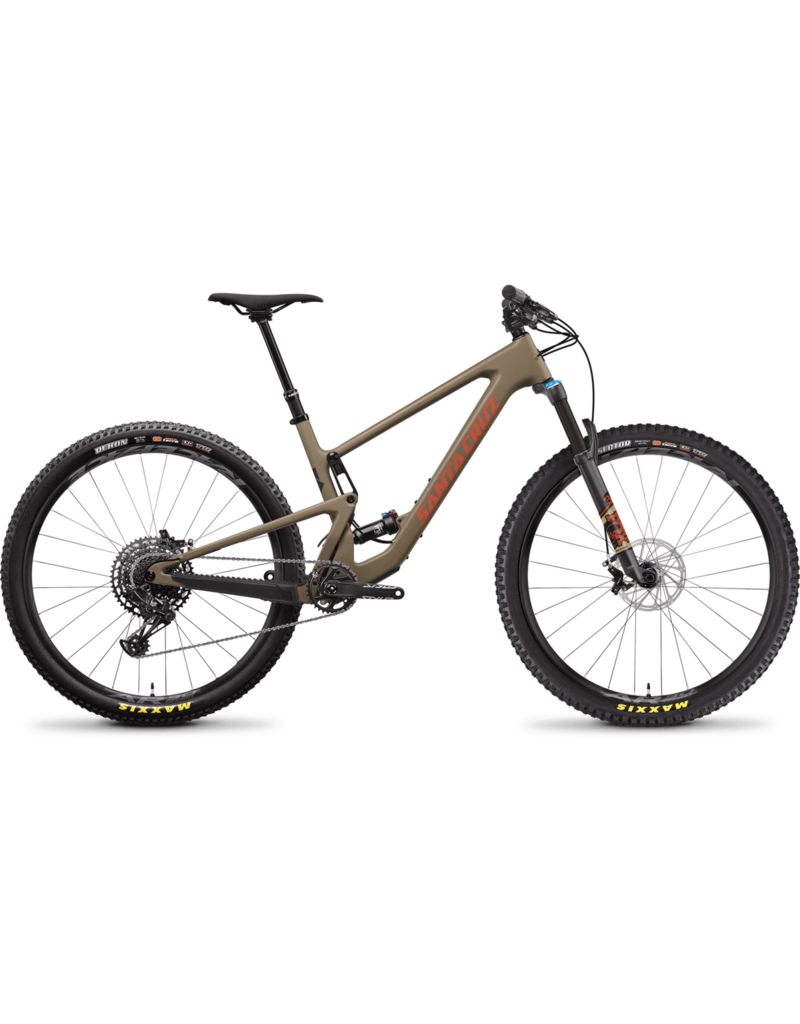 Santa Cruz Bicycles Santa Cruz Tallboy 4 C 29 R