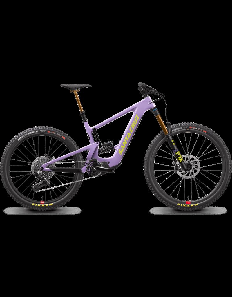 Santa Cruz Bicycles Santa Cruz Bullit 3 CC MX X01AXS C RSV USA