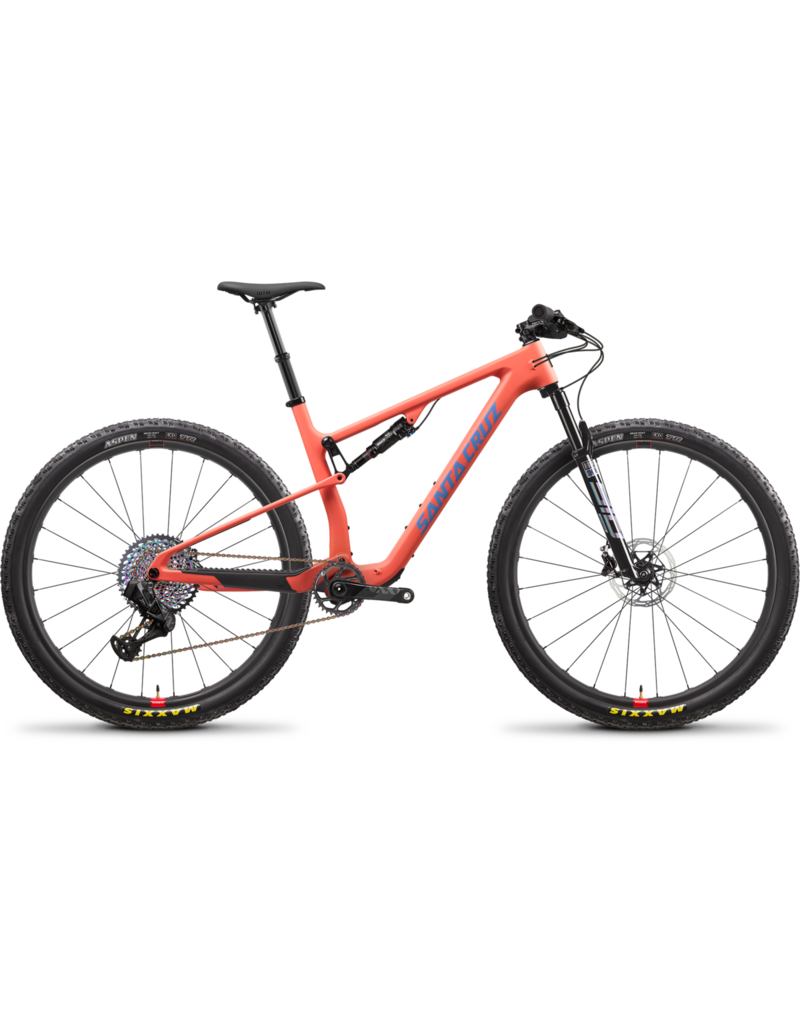 Santa Cruz Bicycles Santa Cruz Blur 4 CC XX1 RSV