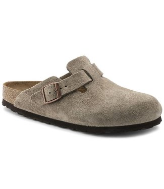 Birkenstock Boston Suede Leather