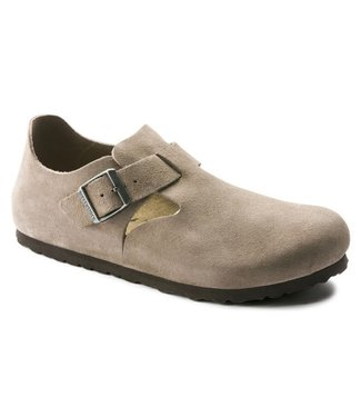 Birkenstock London Suede Leather