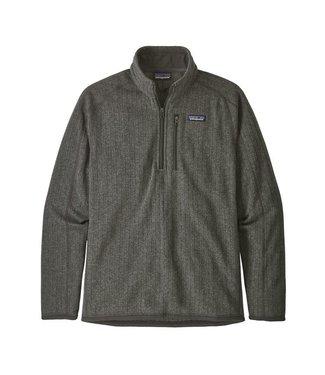 Patagonia Better Sweater Rib Knit 1/4 Zip Fleece