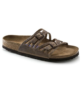 Birkenstock Granada Soft Footbed Oiled Leather
