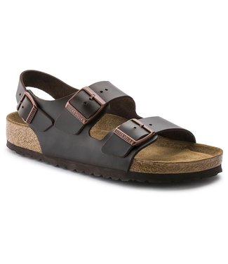 Birkenstock Milano Soft Footbed Almafi Leather