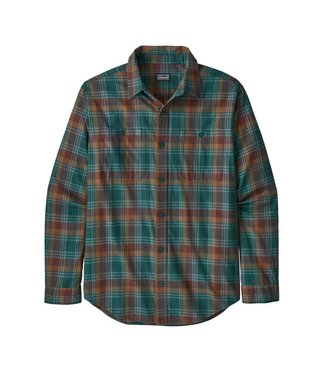 Patagonia Pima Cotton LS Shirt