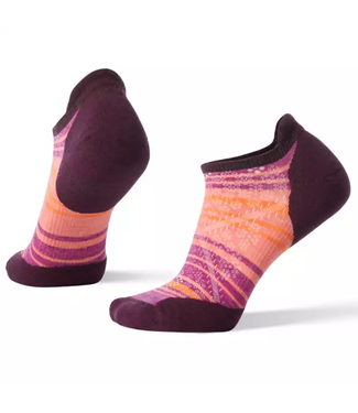 Smartwool W's PhD Run Light Elite Striped Micro Sock