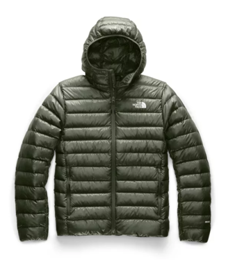 North Face Sierra Peak Down Hooded Jacket