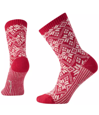 Smartwool W's Traditional Snowflake Sock