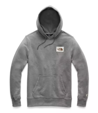 North Face Patch Pullover Hoodie
