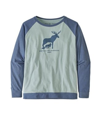 Patagonia W's Defend Wilderness Responsibili-Tee LS Shirt