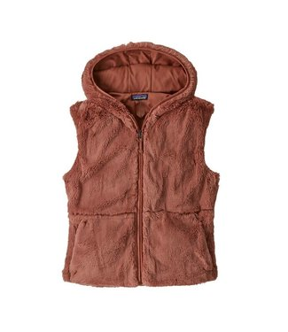 Patagonia W's Lunar Frost Hooded Vest