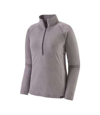 Patagonia W's Capilene Mid Weight Zip Neck Shirt