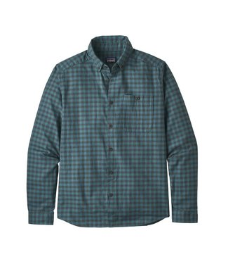 Patagonia Vjosa River Pima Cotton LS Shirt