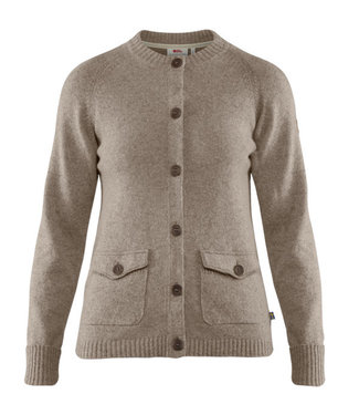 Fjall Raven W's Greenland Re-Wool Cardigan