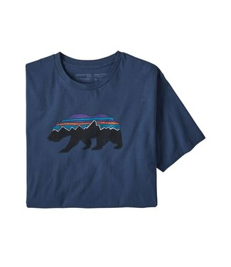 Patagonia Fitz Roy Bear Organic T-Shirt