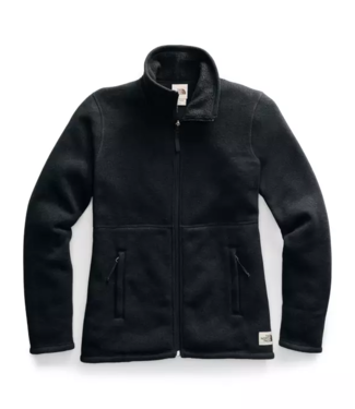 North Face W's Crescent Full Zip Jacket