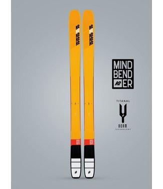 K2 Mindbender 108 Downhill Ski