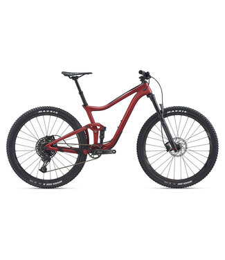 Giant Trance Advanced Pro 29 3 M Biking Red
