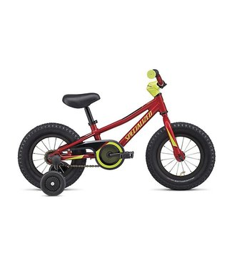 Specialized Riprock Coaster 12 Candy Red/Hyper Green 6