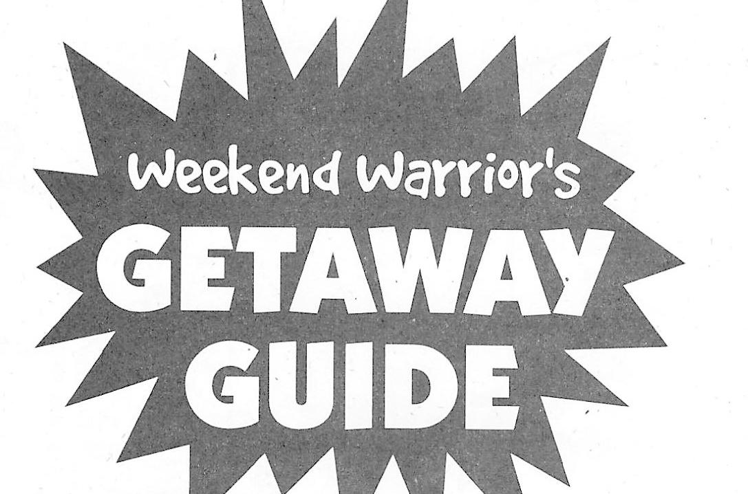 Bushwhacker Getaway Guide