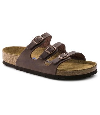 Birkenstock Florida Soft Footbed Oiled Leather