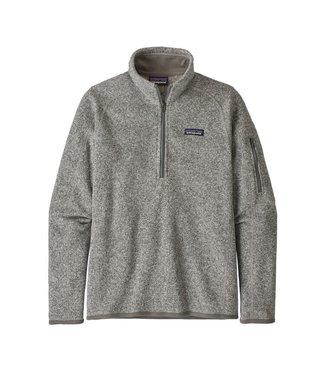 Patagonia W's Better Sweater 1/4 Zip Fleece