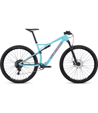 Specialized Epic Comp 29 Gloss Light Blue/Rock Red L