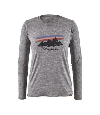Patagonia W's Capilene Cool Daily Graphic LS Shirt