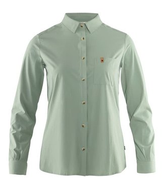 Fjall Raven W's Ovik Lite Long Sleeve Shirt