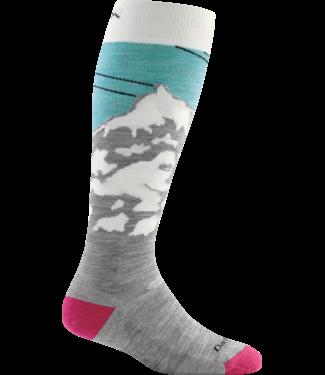 Darn Tough W's Yeti Vertical OTC Cushion Ski Sock