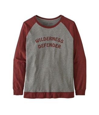 Patagonia W's Camp ID Responsibili-Tee LS Shirt