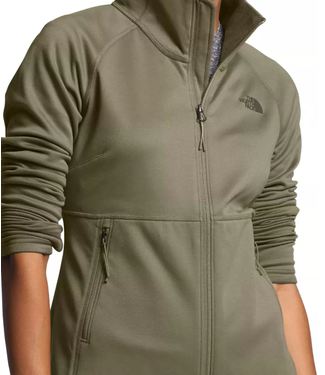 North Face W's Canyonlands Full Zip