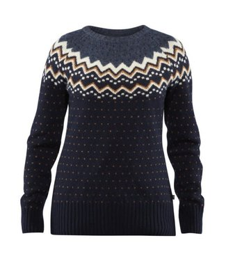 Fjall Raven W's Övik Folk Knit Sweater