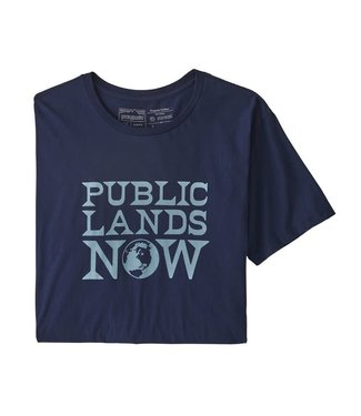 Patagonia Public Lands Now Organic T-Shirt