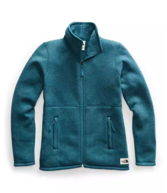 The North Face W's Crescent Full Zip Jacket