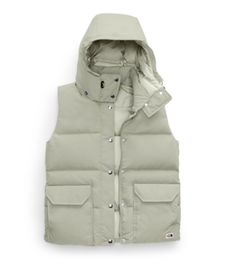 North Face W's Down Sierra Hooded Vest