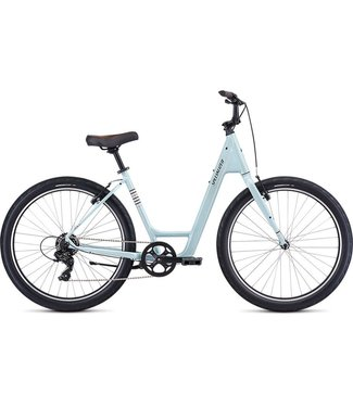 Specialized Roll Low Entry Ice Blue/Acid Lava/Black M