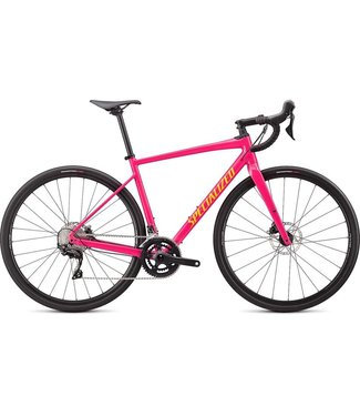 Specialized Diverge E5 Comp Vivid Pink/Golden Yellow/Black 48