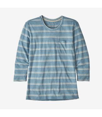 Patagonia W's Mainstay 3/4 Sleeved Top