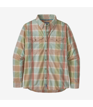 Patagonia W' Sun Stretch Long Sleeve Shirt