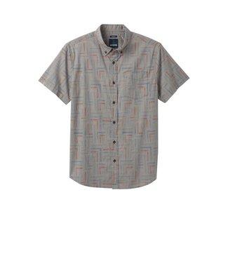 prAna Broderick Slim Short Sleeve Shirt