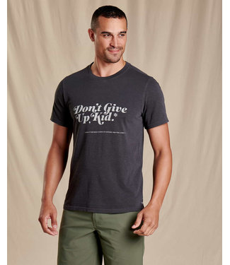 Toad&Co Don't Give Up Primo Short Sleeve Tee