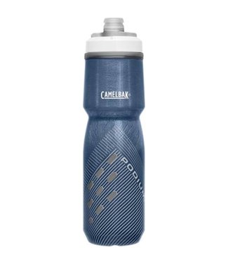 Camelbak Podium Chill 24oz Navy Perforated