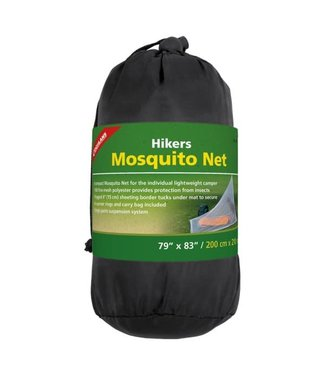 "Coghlan's Hikers Mosquito Net 79""x 83"""