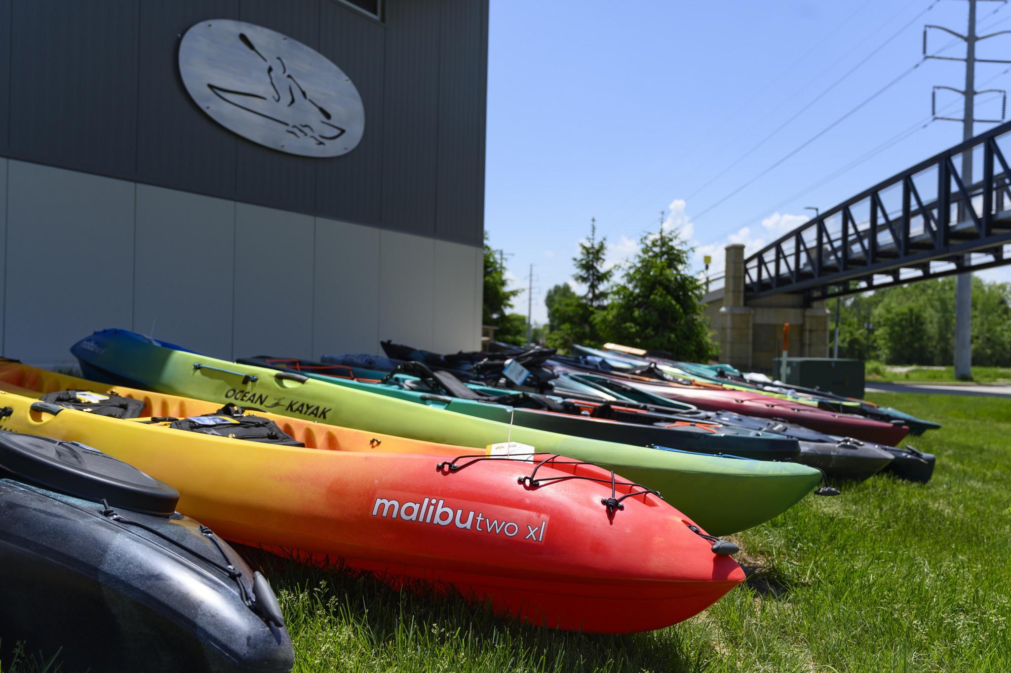 The Basics of Kayaking