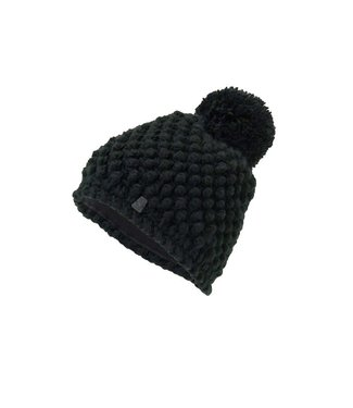 Spyder W's Brrr Berry - Cold-Weather Accessories Hats - Black One Size