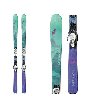 Nordica W's Astral 78 CA (with TP2 Compact 10 FDT White Binding)